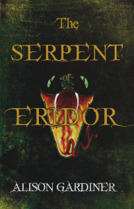 Serpent Of Eridor Book