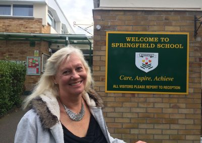 Springfield School Visit